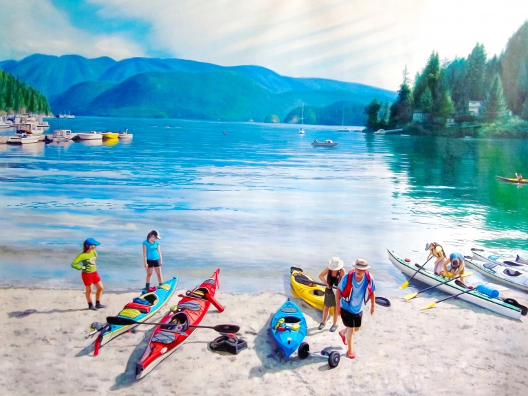Deep Cove Kayaks